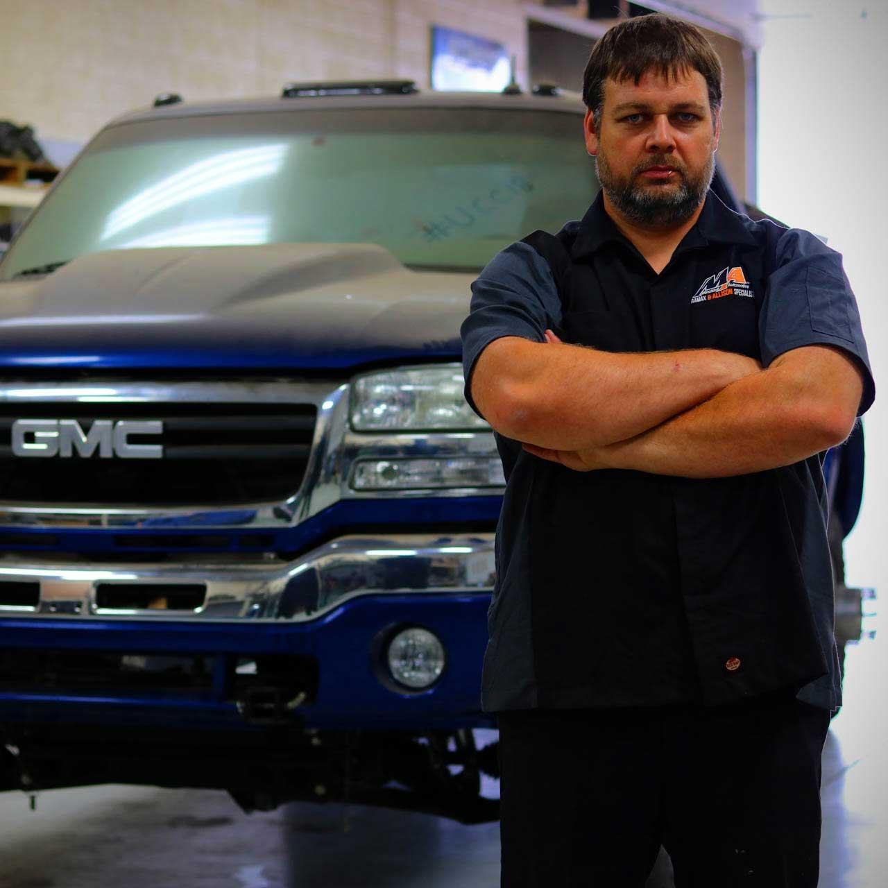 Eric Merchant - Merchant Automotive