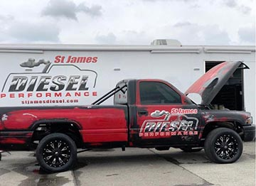 St. James Diesel Performance