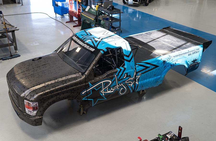 Aaron Rudolf - Rudy's Diesel
