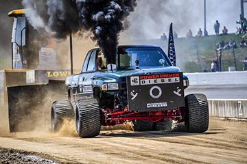 Todd Welch - Power Driven Diesel 2019 Ultimate Callout Challenge Competitor